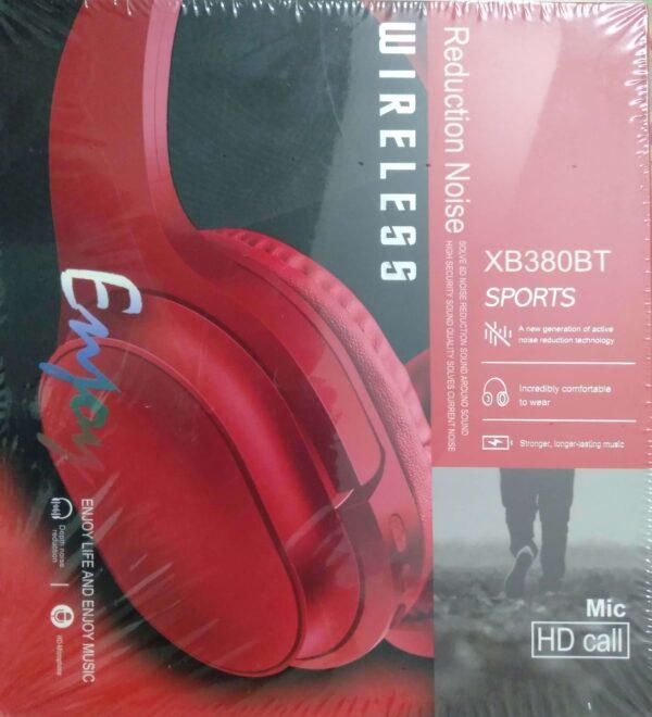XB380 BT Headphone