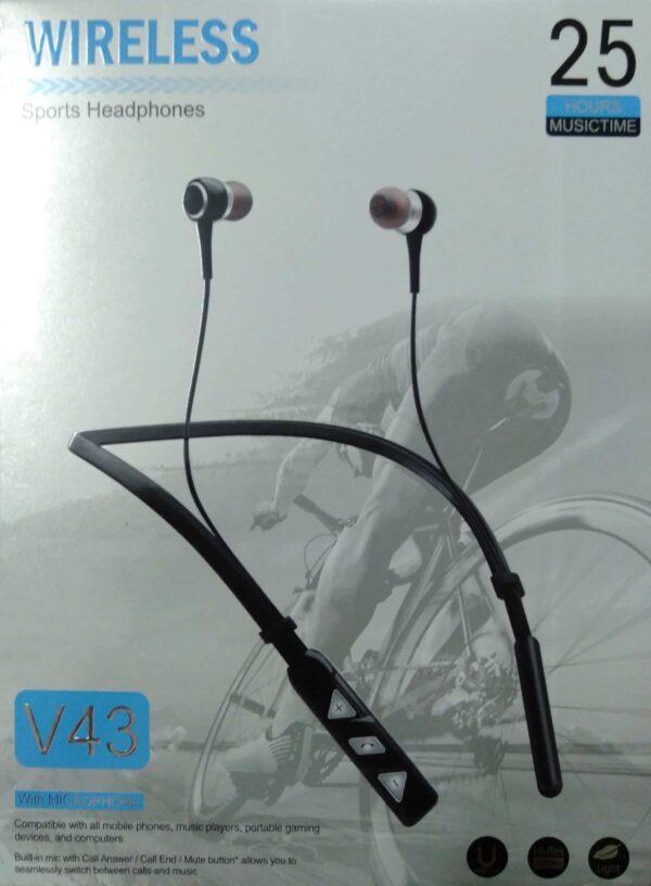 V43 Nack Band